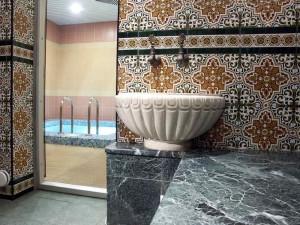 Фото плитки в бане