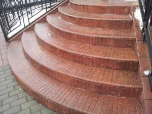 Плитка для ступеней