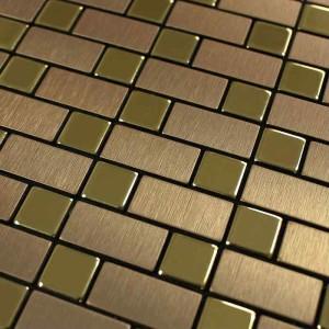 Фото металлической плитки