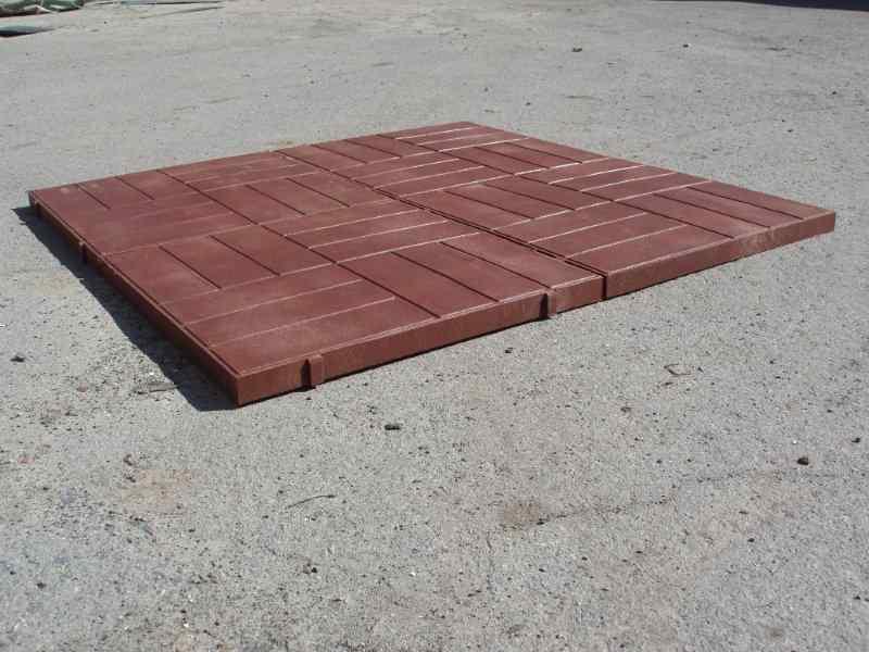 Полимерпесчаная плитка своими руками фото 436