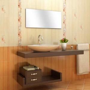 Волгоградская плитка в ванной