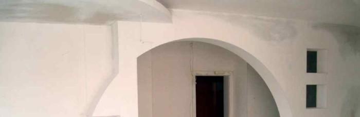 Гипсокартоновые арки