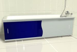 Экраны под ванную