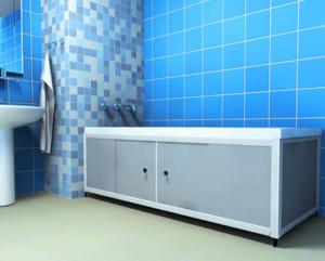 Раздвижной экран для ванны