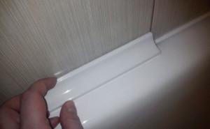 Фото плинтуса для ванны
