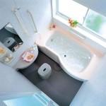 Ванная комната 4 кв.м.