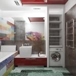 Ванная комната 7 кв.м.